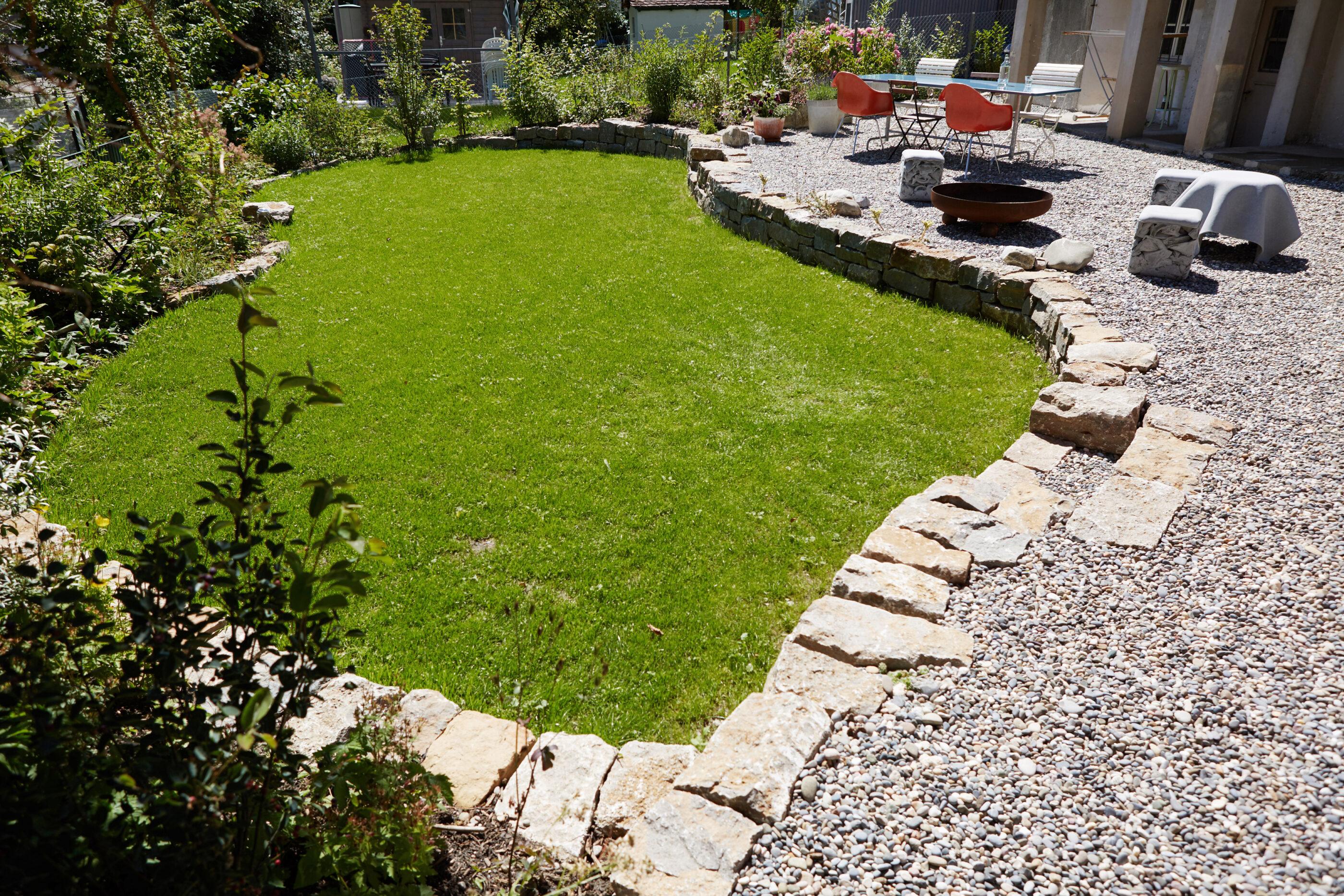 Naturstein mario knecht gartengestaltung basel - Gartengestaltung mit sandstein ...